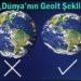 Dünya'nın geoit şekli ve Naziat suresi 30.ayet